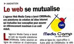 Article CMSMedia sur Décision, magazine de l'HPA