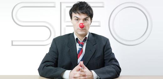 travailler avec un référenceur sérieux et pas avec un clown